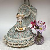 Для дома и интерьера ручной работы. Ярмарка Мастеров - ручная работа Грелка на чайник. Уютный дом.. Handmade.