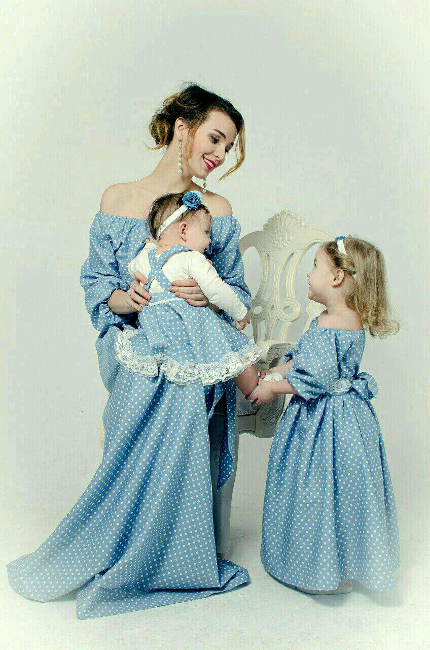 Выходное платье для девочки