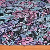 """Ткани ручной работы. Ярмарка Мастеров - ручная работа Шерстяной жаккард гобелен """"Miu Miu"""". Handmade."""