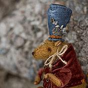 Куклы и игрушки ручной работы. Ярмарка Мастеров - ручная работа безумный болванщик. Handmade.