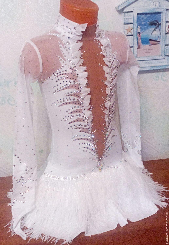 Пошив платья для фигурного катания своими руками