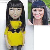 Куклы и игрушки ручной работы. Ярмарка Мастеров - ручная работа Анна, кукла с портретным сходством. Handmade.