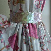 Работы для детей, ручной работы. Ярмарка Мастеров - ручная работа Платье ПЛТЛ 2067. Handmade.