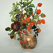 Цветы и флористика ручной работы. Ярмарка Мастеров - ручная работа Масина прелесть. Handmade.