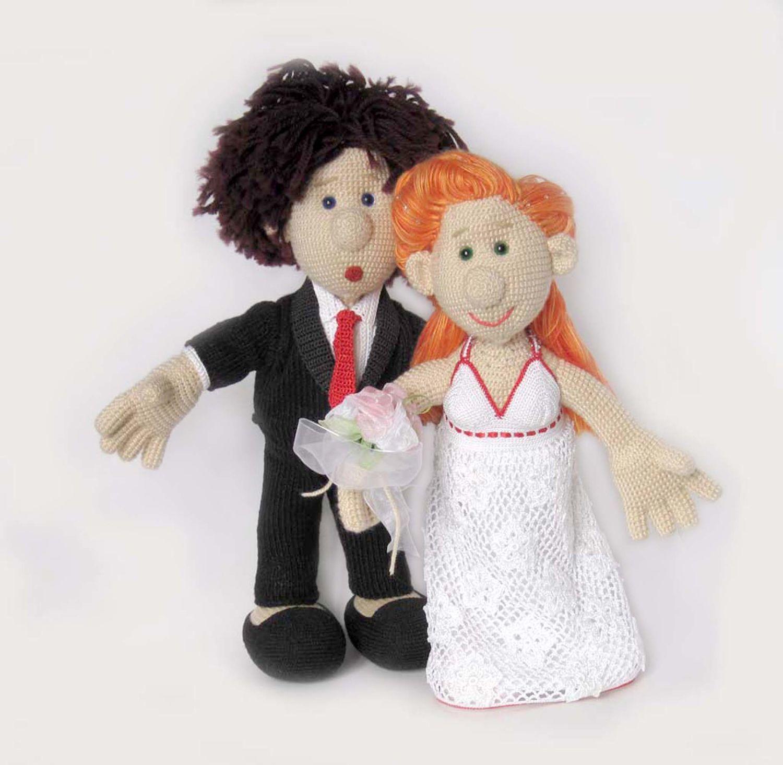 Счастливые свадебные куклы Жених и Невеста для молодоженов, Подарки, Ижевск, Фото №1