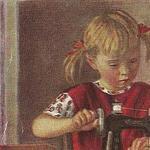 Ателье для кукол Шёлковая паутинка - Ярмарка Мастеров - ручная работа, handmade