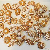 Подарки к праздникам ручной работы. Ярмарка Мастеров - ручная работа Имбирные прянички. Handmade.
