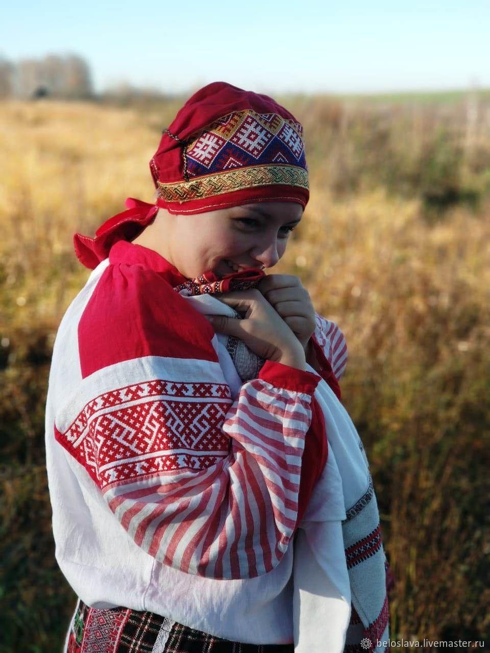 Women's shirt, People\\\'s shirts, Bryansk,  Фото №1