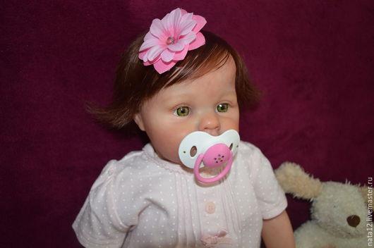 Куклы-младенцы и reborn ручной работы. Ярмарка Мастеров - ручная работа. Купить Шанелька. Кукла реборн,. Handmade. Бежевый, гранулят