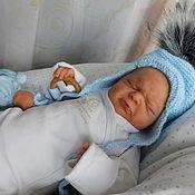 Кукла младенец Томас