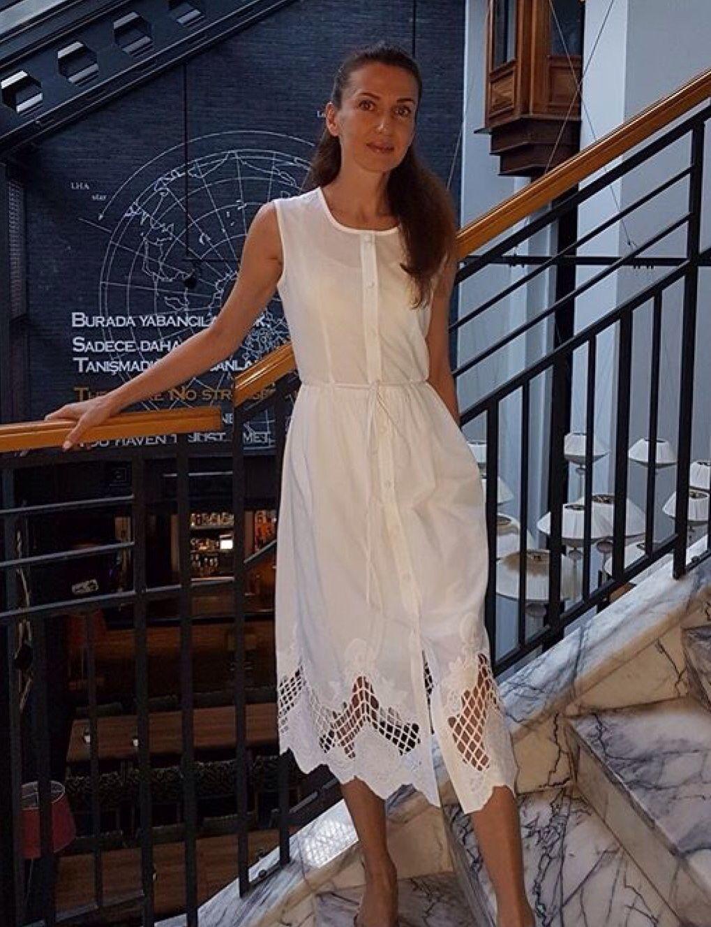 Платье с ажурным низом, Платья, Москва, Фото №1