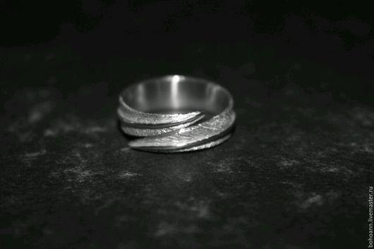 Кольца ручной работы. Ярмарка Мастеров - ручная работа. Купить Кольцо перо. Handmade. Серебряный, серебро, кольцо, перо