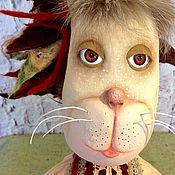 """Куклы и игрушки ручной работы. Ярмарка Мастеров - ручная работа Кошка """"МАДАМ КОШКИНА"""". Handmade."""