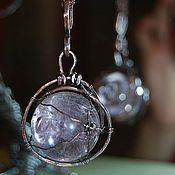 """Украшения ручной работы. Ярмарка Мастеров - ручная работа кулон """"Magic sphere(№2).."""". Handmade."""