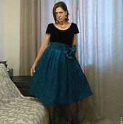 """Одежда ручной работы. Ярмарка Мастеров - ручная работа Платье """"Изумрудный город"""". Handmade."""