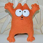 Куклы и игрушки handmade. Livemaster - original item Simon`s cat. Handmade.