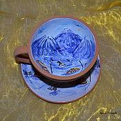 "Чайные пары ручной работы. Ярмарка Мастеров - ручная работа Чайная пара ""Сагаалган"". Handmade."