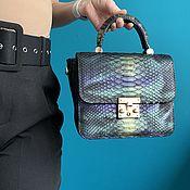 Сумки и аксессуары handmade. Livemaster - original item Python bag premium line. Handmade.