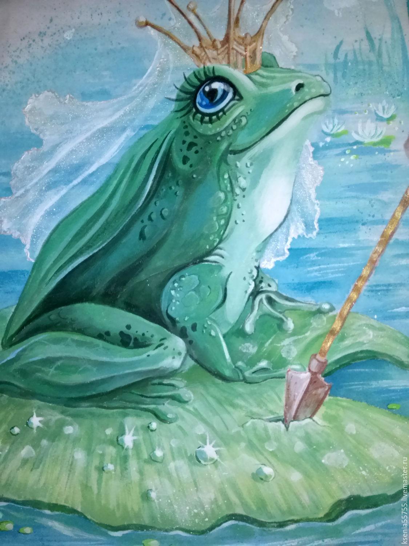 Картинки на сказку царевна лягушка