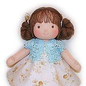 Куклы и игрушки ручной работы. Ярмарка Мастеров - ручная работа вальдорфская кукла Сонечка. Handmade.
