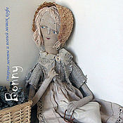 Куклы и игрушки ручной работы. Ярмарка Мастеров - ручная работа Бонни. Старые мечты и новый мешок кофе.. Handmade.