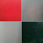 Материалы для творчества ручной работы. Ярмарка Мастеров - ручная работа Хлопковые ткани равномерного плетения для вышивки. Handmade.