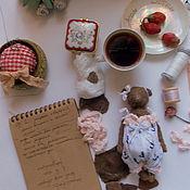 Куклы и игрушки ручной работы. Ярмарка Мастеров - ручная работа Strawberry. Handmade.