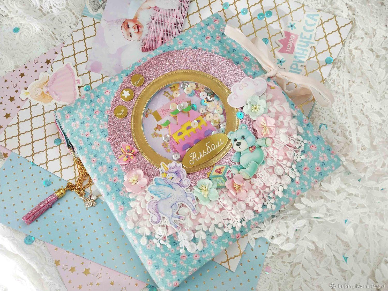 Фотоальбом для девочки Принцесса, Фотоальбомы, Москва, Фото №1