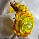 Диадемы, обручи ручной работы. Ярмарка Мастеров - ручная работа. Купить цветы богини. Handmade. Разноцветный, ободок для волос, подарок