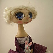 Куклы и игрушки ручной работы. Ярмарка Мастеров - ручная работа Белла. Handmade.