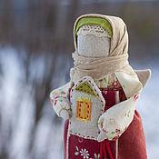 Куклы и игрушки ручной работы. Ярмарка Мастеров - ручная работа Кукла Ангел Домашний. Handmade.