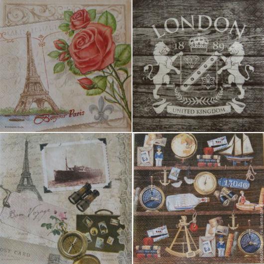 «Bonjour Paris» 16 «London united kingdom» 185 «Bon Voyage» 69 «Морские штучки» 26
