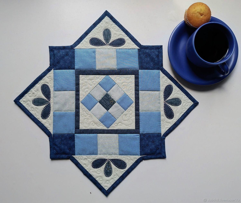 Swipe for Breakfast Revival patchwork – shop online on Livemaster ...
