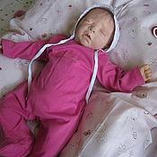 Куклы и игрушки ручной работы. Ярмарка Мастеров - ручная работа Кукла реборн из молда Маурис от Эвелины Воснюк. Handmade.