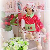Куклы и игрушки ручной работы. Ярмарка Мастеров - ручная работа Сонный ангел Марик. Handmade.