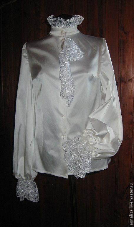 Блузки 19 века купить