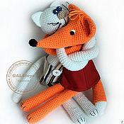 Подарки к праздникам handmade. Livemaster - original item knitted toys-hugs. Handmade.