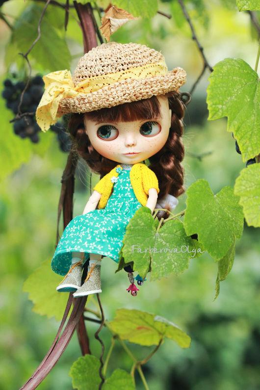 Коллекционные куклы ручной работы. Ярмарка Мастеров - ручная работа. Купить Кукла Blythe - коллекционная кукла - авторская работа.. Handmade.