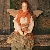 Куклы и игрушки ручной работы. Ярмарка Мастеров - ручная работа Геня и Бусинка. Handmade.