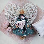 Куклы и игрушки ручной работы. Ярмарка Мастеров - ручная работа Принцесса на горошине.. Handmade.