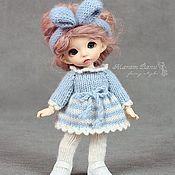 """Куклы и игрушки ручной работы. Ярмарка Мастеров - ручная работа """"Маленькая модница"""" - для БЖД (BJD). Handmade."""