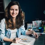 Анастасия Лёвина - Ярмарка Мастеров - ручная работа, handmade