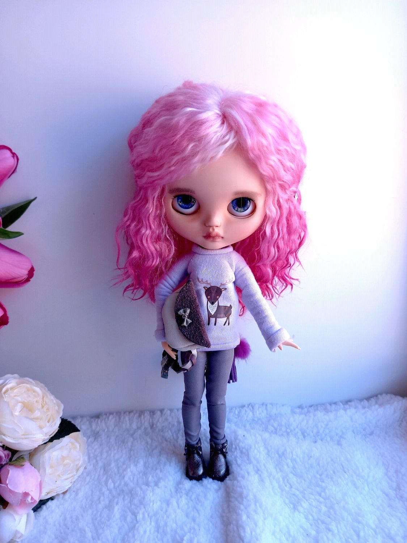 Кукла Блайз Blythe custom ooak, Кукла Кастом, Санкт-Петербург,  Фото №1