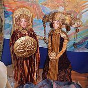 """Куклы и игрушки ручной работы. Ярмарка Мастеров - ручная работа Руны """"Мир` и `Алатырь``. Handmade."""