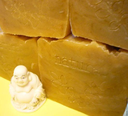 """Мыло-шампунь ручной работы. Ярмарка Мастеров - ручная работа. Купить """"Хуанхэ"""" натуральный твердый шампунь на зеленом чае со специями. Handmade."""