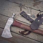 Сувениры и подарки handmade. Livemaster - original item Hand-forged Tomahawk. Handmade.