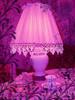 Фиолетовый абажур (bustetcat) - Ярмарка Мастеров - ручная работа, handmade