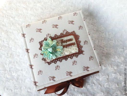 Подарки для новорожденных, ручной работы. Ярмарка Мастеров - ручная работа. Купить Шкатулка Мамины сокровища. Handmade. Коричневый