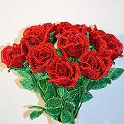 Цветы и флористика handmade. Livemaster - original item rosebuds.. Handmade.