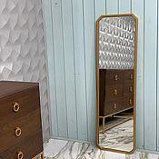 Для дома и интерьера handmade. Livemaster - original item Mirror ALKATRAZ.. Handmade.